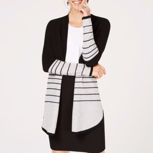 Charter Club Pure Cashmere Sweater Cardigan